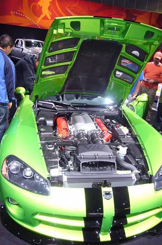 Фото и картинки Нового Dodge Viper SRT 10
