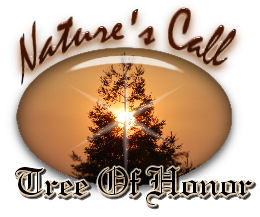 Invitation with Tree of Honor