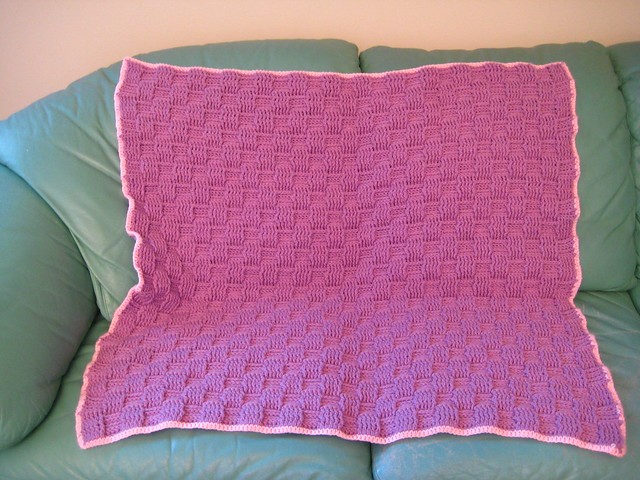 Star Of David 12-Inch Afghan Square (CrochetGotta Love It!)
