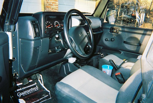 Rocky Mountain Edition Jeep Wrangler Interior