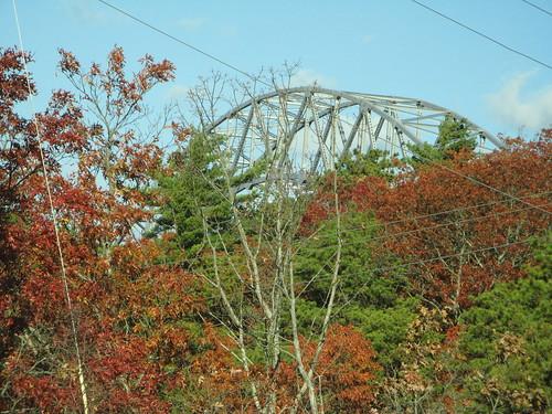 bridge fall bourne
