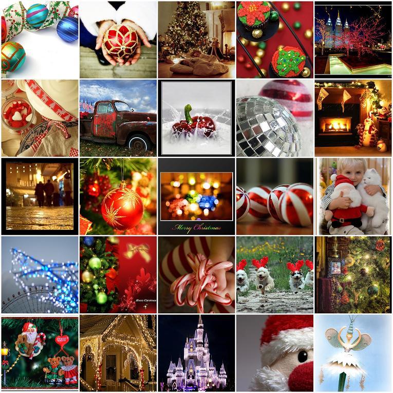 Christmas Mosaic (Resize)