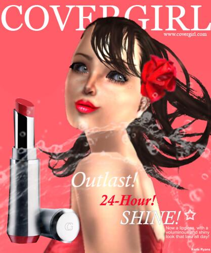 COVERGIRL- Kerie Ryans