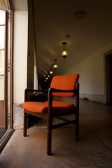chair (xgray) Tags: door windows orange digital upload canon austin eos lights book chair university published texas hallway universityoftexas iphoto blurb buyit chairbook ordernow 40d xgray superbmasterpiece efs1022mmf35 postedtophotographersonlj raimeyhall ownapieceofxgray chairsbystephenmgray xgv08