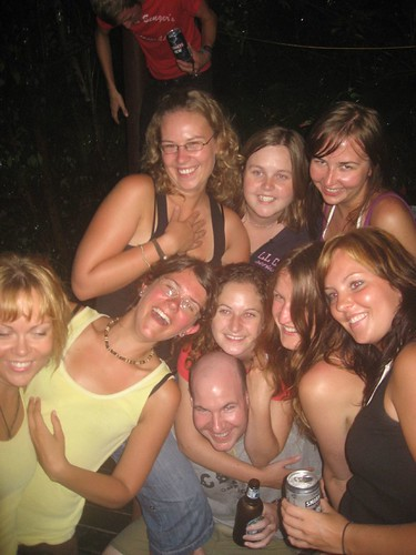 The girls of Airlie Beach