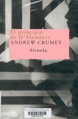 Andrew Crumey, El principio de D'Alembert