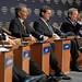 Tony Blair, David Harris, Rick Warren - World Economic Forum Annual Meeting Davos 2008