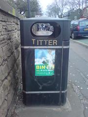 Titter Bin