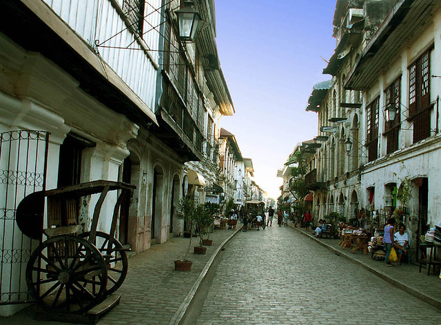 Vigan, Ilocos Sur--best bet for New 7 Wonders Cities