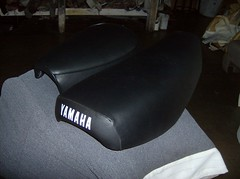 Yamaha Seats After (BatzAuto.com Batz Auto Upholstery in Los Angeles) Tags: auto los angeles since 1989 serving upholstery batz motorcycleseat batzautoupholsteryinlosangeles autoupholsteryinlosangeles batzautoupholstery batzautocom motorcycleseats miguelbatz