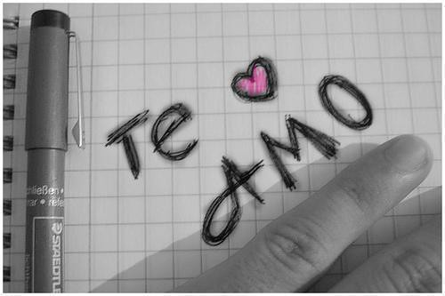 te amo by kamaralenta