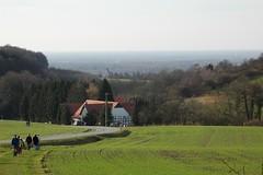 Valley View (WrldVoyagr) Tags: winter people green field germany deutschland halle ostwestfalen teutoburgerwald werther teutoburg
