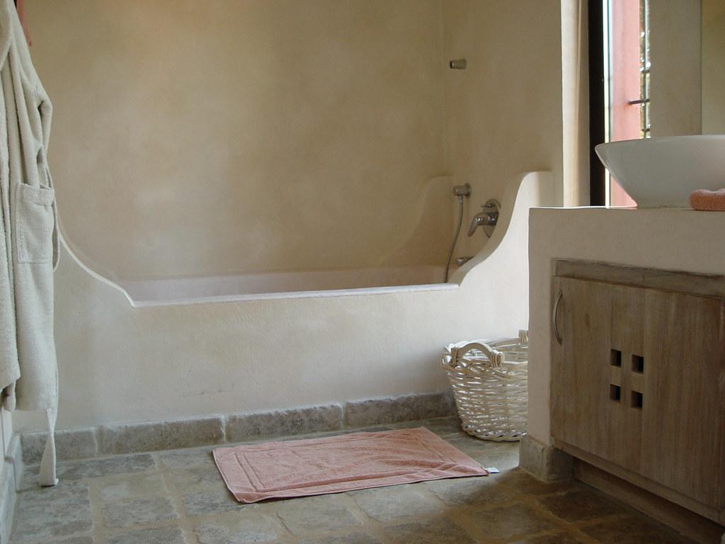The world 39 s best photos of hammam and tadelakt flickr hive mind - Enduit hydrofuge salle de bain ...
