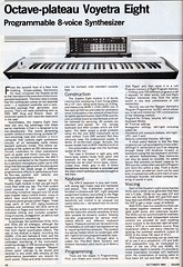 Octave-Plateau Voyetra Eight review (1of4) (Neil Vance) Tags: new york nyc uk usa review broadway neil 1993 eight synthesizer vance polyphonic 928 voyetra octaveplateau neilvance