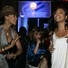 Vivica A. Fox and Gabrielle Union at G2 Lounge