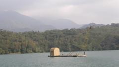 48.水上船屋及漁網