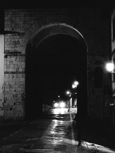 Porta Mercatale - Notturna