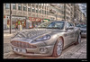 Aston Martin DB9 HDR Picture