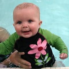Swim Lesson Smile