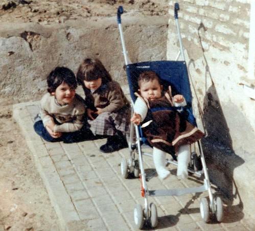 Jaime, Nani y Sue