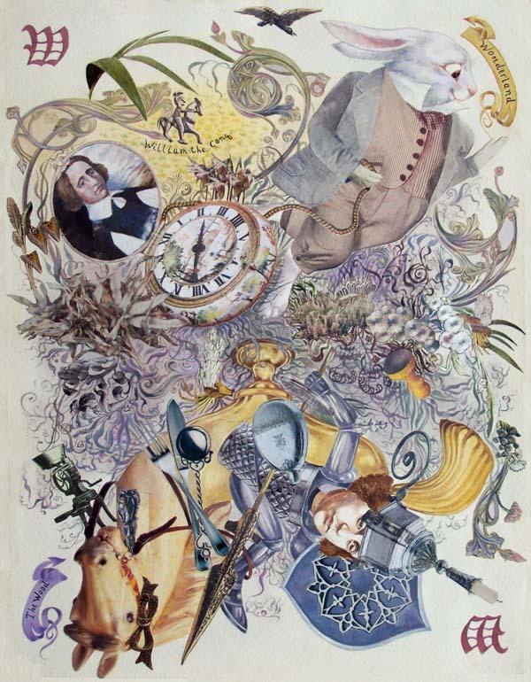 """Alice in Wonderland""-W"
