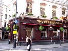 Picture of Glassblower, W1B 5JY