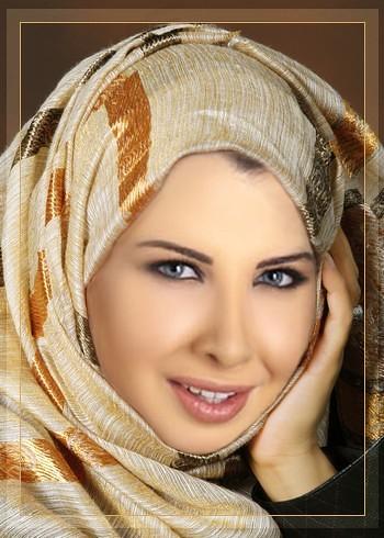 ... cantik dari libanon ya ia artis terlaris di timur t