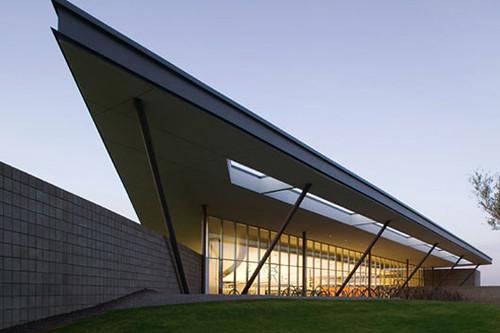 Cesar Chavez Library, Phoenix, walk score: 15, photo by Bill Timmerman