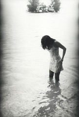 Tahiti (hall.chris25) Tags: girls sea woman art beach girl beautiful mar women mare memory tahiti blackdiamond femalephotography artlegacy