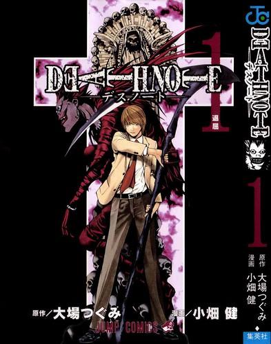 Death Note 01 por Yami Sasuke.