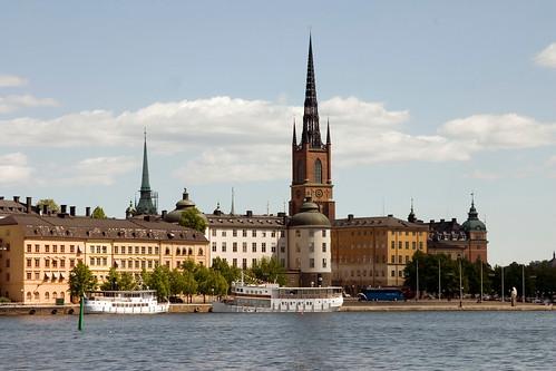 Blomkvists's Sweden