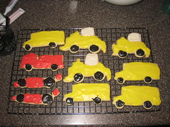 Transportation Cookies!
