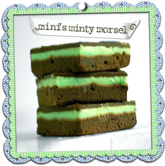 mini's minty morsels
