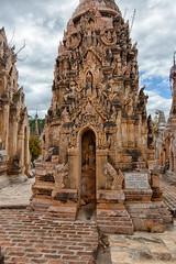 Kakku (davidthegray) Tags: shanstate burma pagoda myanmar hdr kakku buddhist birmania kekku paya shan statoshan stupa zedi ãtatshan ááá¹áá° ááá°ááºá¸ááḠáá¾ááºá¸áá¼ááºááẠmyanmarburma mm