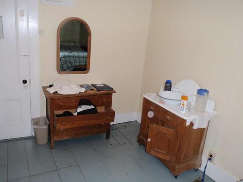 oceanic room plumbing