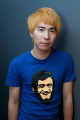 【男生髮型】染個以往沒有染過的顏色吧
