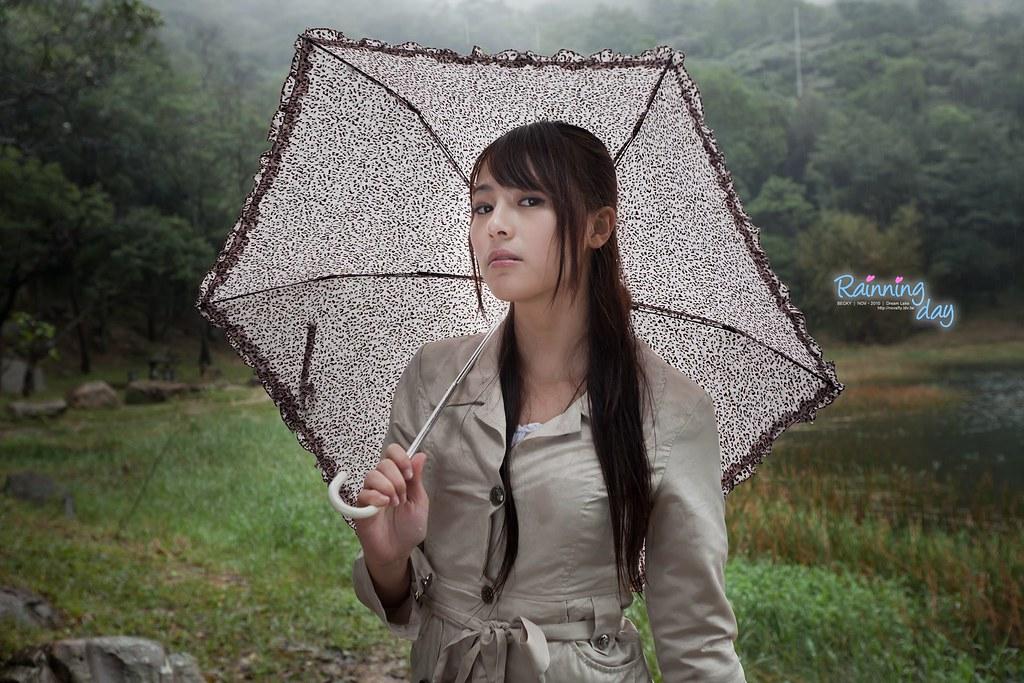 [BECKY]愛上下雨天
