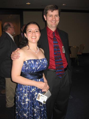 Caroline Yoachim and Peter Yoachim