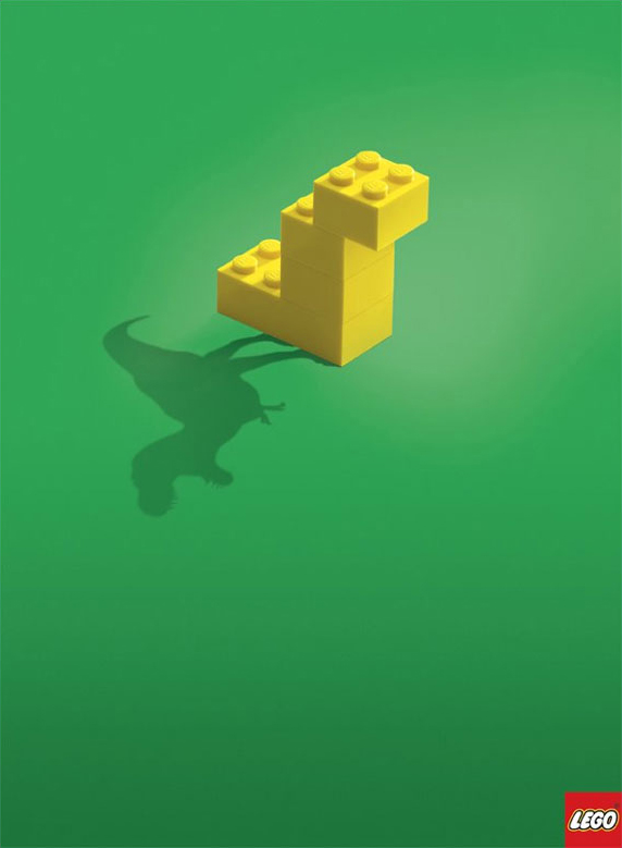 Lego Dinasour