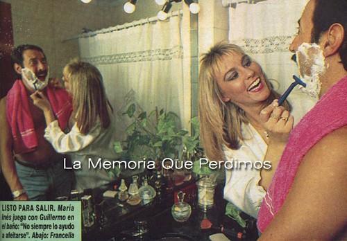 baño de francella 1993