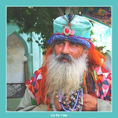 The fakir of Pir Baba