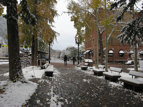Snowbound in Aspen!