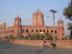 General Post Office, Lahore (John Steedman) Tags: pakistan postoffice punjab lahore gpo generalpostoffice باكستان پاکستان لاهور پنجاب パキスタン