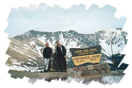 Loveland Pass 2001