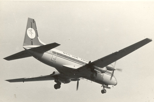 G-BEKG Cardiff late 70's