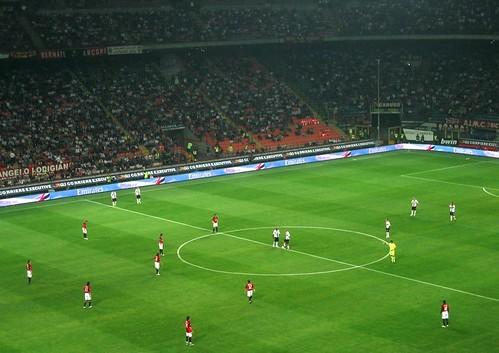 Kickoff: AC Milan hosts Parma