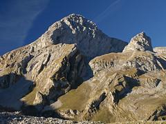 Pea Ubia, cara Norte (jtsoft) Tags: mountains landscape asturias olympus otoo cordilleracantbrica e510 ubia fontn zd1442mm parquenaturalubiaslamesa jtsoftorg