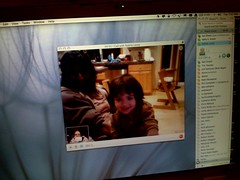 Skyping With The Family