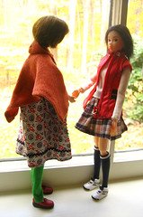 May welcomes Cami (dal's dolls) Tags: may momoko 02cm