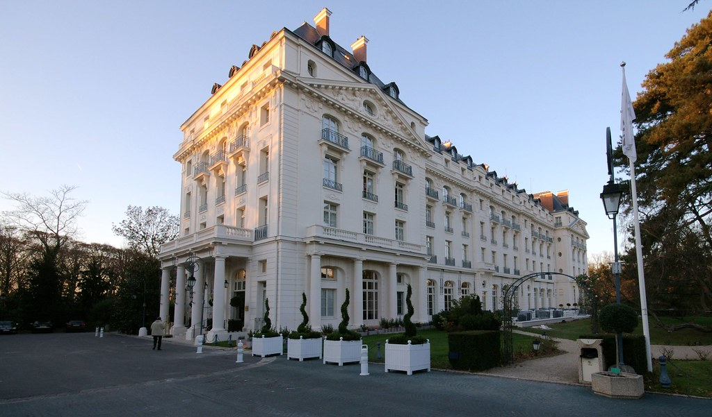 Trianon Palace Hotel - Versailles